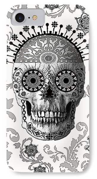 Victorian Bones IPhone Case