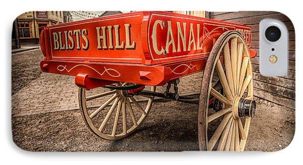 Victorian Cart IPhone Case