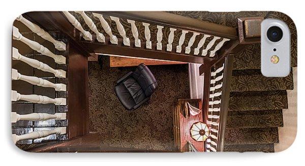 Victorian Stairway IPhone Case