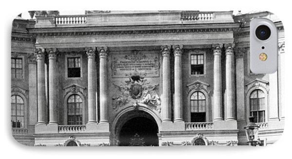 Vienna Austria - Imperial Palace - C 1902 Phone Case by International  Images