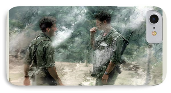 Vietnam War 15 IPhone Case