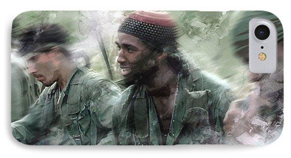 Vietnam War 5 IPhone Case