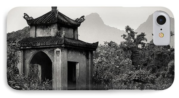 Vietnamese Shrine IPhone Case by Dave Bowman