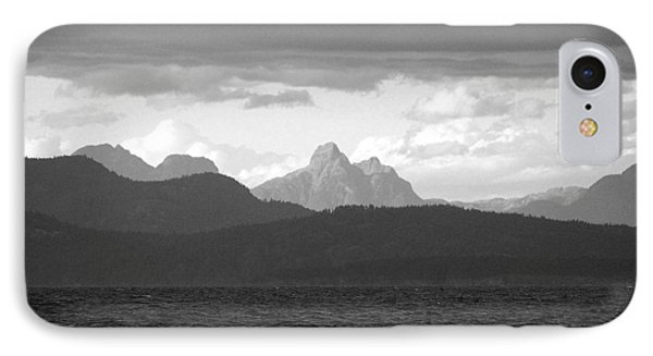 View Across The Strait 2 Photograph IPhone Case by Kimberly Walker