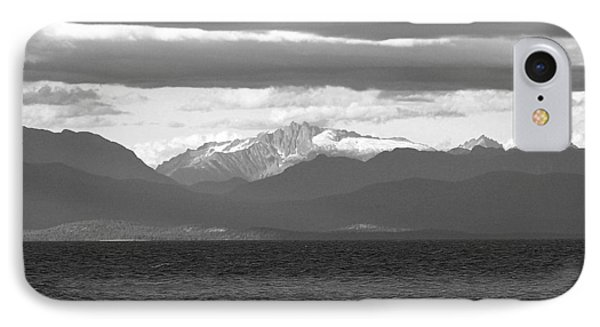 View Across The Strait Photograph IPhone Case by Kimberly Walker
