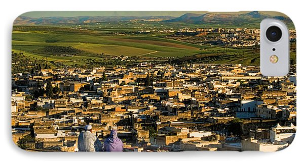 View Ancient Fes Morroco IPhone Case