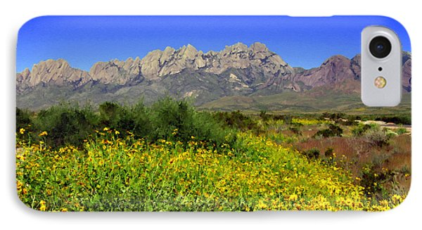 View From Dripping Springs Rd IPhone Case by Kurt Van Wagner