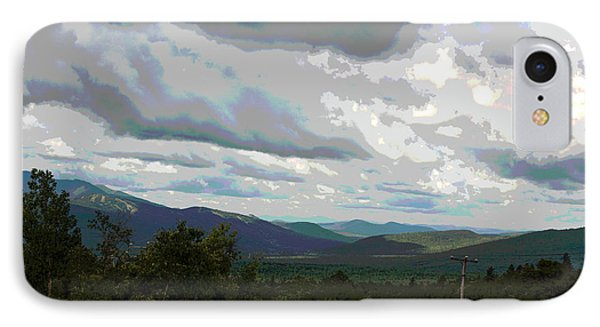 IPhone Case featuring the photograph View From Mount Washington IIi by Suzanne Gaff