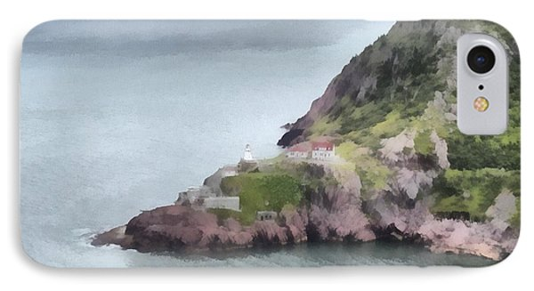 View From Signal Hill Phone Case by Jeff Kolker