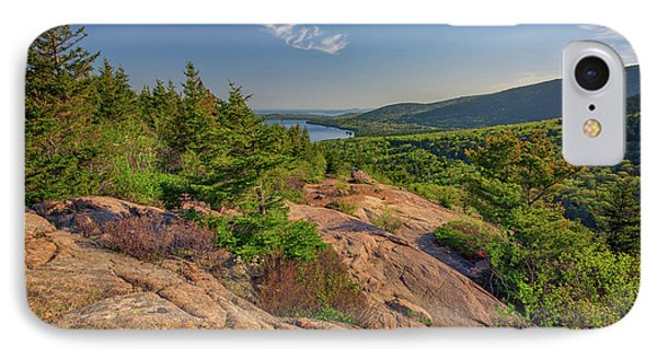 View From South Bubble IPhone Case by Rick Berk