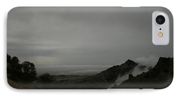 View From Sutter Buttes IPhone Case by Suzanne Lorenz