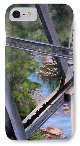 View From The Bridge--sedona, Az IPhone Case