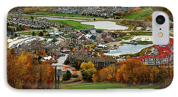 View From The Mountain Phone Case by Jeff S PhotoArt
