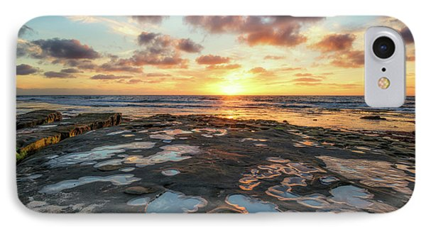 View From The Reef IPhone Case by Joseph S Giacalone
