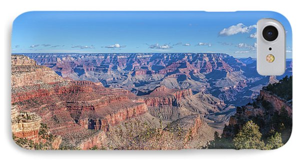 IPhone Case featuring the photograph View From The South Rim by John M Bailey