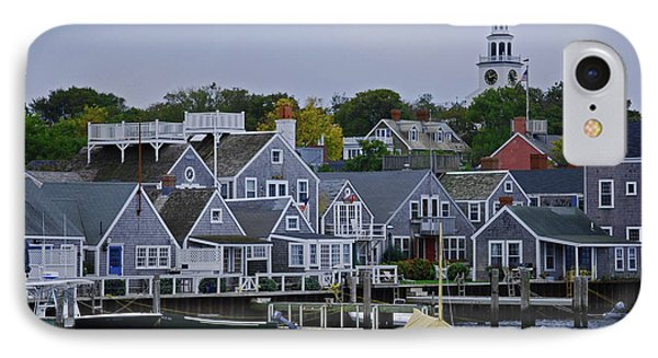 View From The Water IPhone Case by Lori Tambakis
