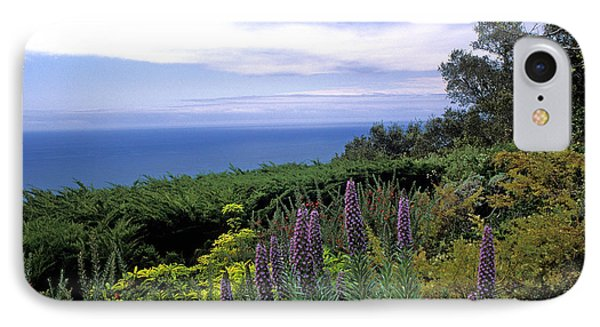 View From Ventana Big Sur Phone Case by Kathy Yates