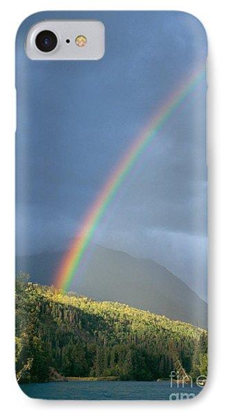 View Of Alaska Phone Case by Gloria & Richard Maschmeyer - Printscapes