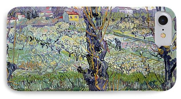 View Of Arles Phone Case by Vincent Van Gogh