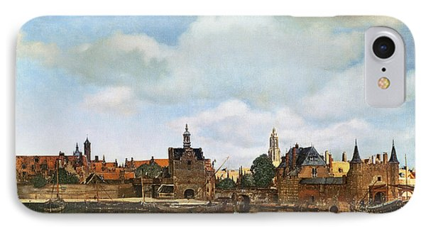 View Of Delft IPhone Case