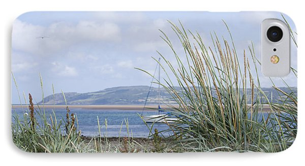 View Of North Wales Phone Case by Gillian Dernie