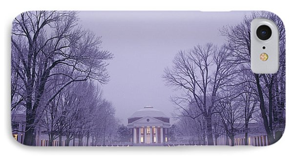 View Of The University Of Virginias IPhone 7 Case
