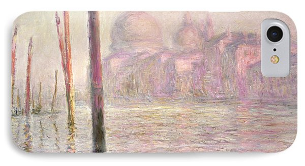 View Of Venice IPhone Case by Claude Monet