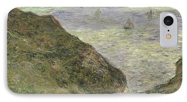 View Over The Sea, 1882  IPhone Case by Claude Monet