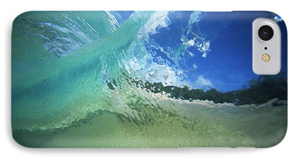 View Through Wave Phone Case by Vince Cavataio - Printscapes