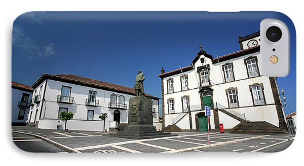 Vila Franca Do Campo - Azores Phone Case by Gaspar Avila