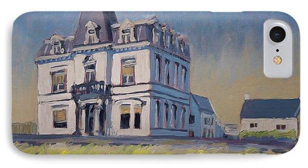 Villa Lhoest IPhone Case