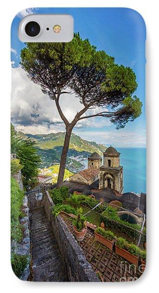 Villa Rufolo IPhone Case