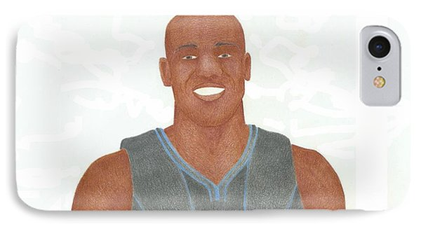Vince Carter IPhone Case by Toni Jaso