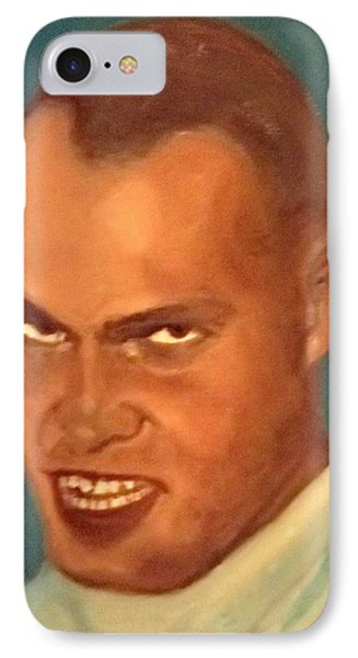 Vincent D'onofrio As Private Pyle IPhone Case by Peter Gartner