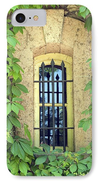 Vined Window I IPhone Case