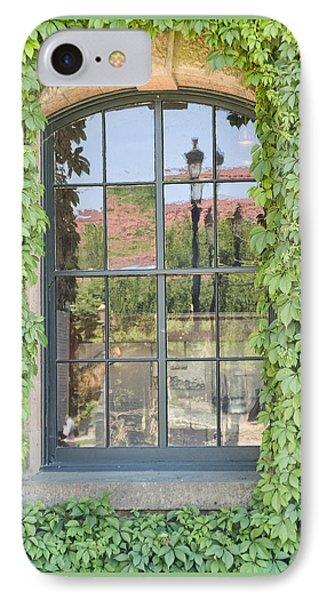 Vined Window II IPhone Case