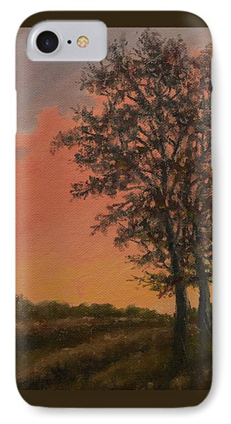 Vineyard Sundown IPhone Case by Kathleen McDermott