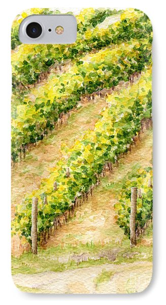 Vineyard6 Small IPhone Case