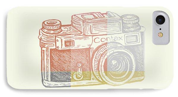Vintage Camera 2 IPhone Case