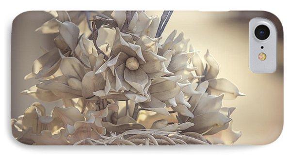 Vintage Dream. Dutch Flowers IPhone Case by Jenny Rainbow