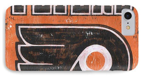 Vintage Flyers Sign IPhone 7 Case by Debbie DeWitt