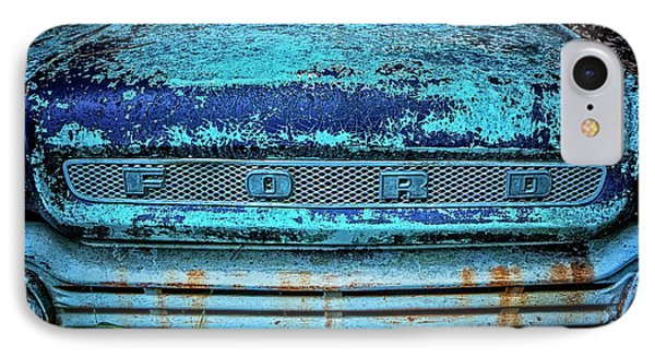 Vintage Ford Pick Up IPhone Case