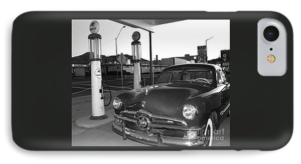 Vintage Ford IPhone Case by Rebecca Margraf