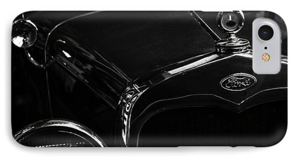 Vintage Ford IPhone Case by Robert Yaeger