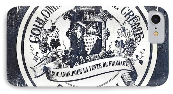 Vintage French Cheese Label 2 IPhone 7 Case