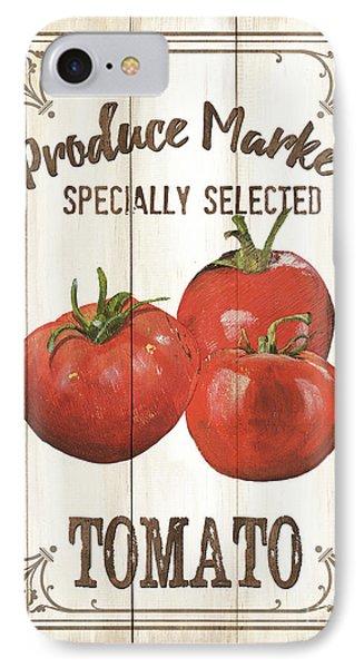 Vintage Fresh Vegetables 4 IPhone Case