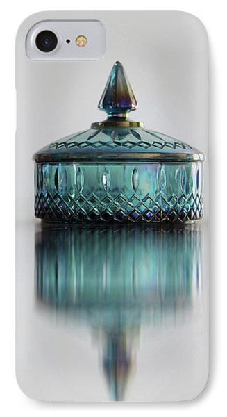 Vintage Glass Candy Jar IPhone Case