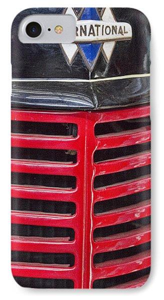 Vintage International Truck IPhone Case