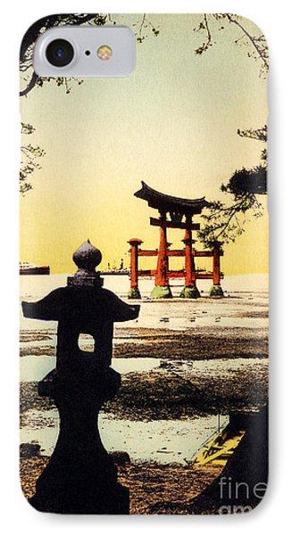 Vintage Japanese Art 23 IPhone Case