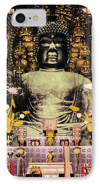 Vintage Japanese Art 24 Phone Case by Hawaiian Legacy Archive - Printscapes